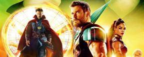 """Thor: Ragnarok""tan Gelen Yeni Fragmana Doktor Strange Misafir Oldu!"
