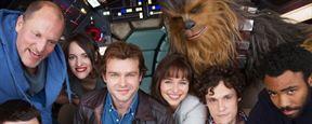 """Ron Howard Han Solo Setinden Yeni Bir Fotoğraf Paylaştı: """"Umutsuz ve Tehlikeli Zamanlar"""""""