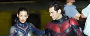 """Ant-Man and the Wasp"" Setinden Yeni Kareler!"