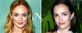 "Heather Graham ve Jodi Balfour ""The Rest of Us"" Kadrosunda!"