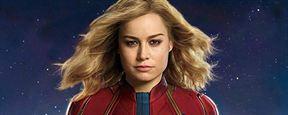Captain Marvel'dan İlk Fragman Yayınlandı!