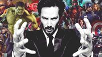 Keanu Reeves Marvel Evreninde Kimi Canlandırmalı?