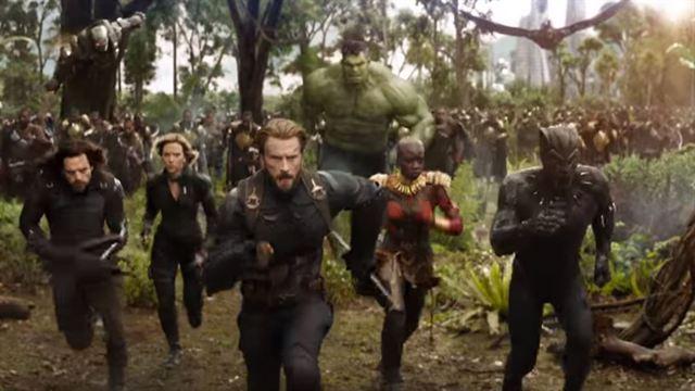 Avengers: Sonsuzluk Savaşı Dublajlı Fragman