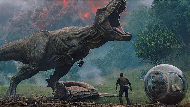 Jurassic World:Yıkılmış Krallık Dublajlı Fragman