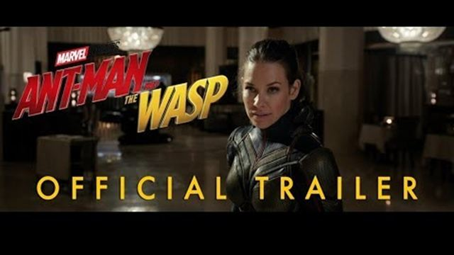 Ant-Man and the Wasp Orijinal Fragman