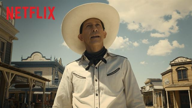 The Ballad of Buster Scruggs Altyazılı Fragman