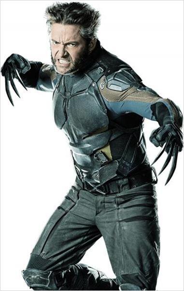 X-Men: Geçmis Günler Gelecek : Fotograf Hugh Jackman
