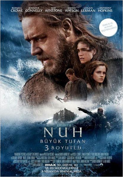074452 Nuh: Büyük Tufan   Noah (2014) Film İndir