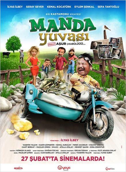 Manda Yuvası – 2015 Yerli komedi filmi