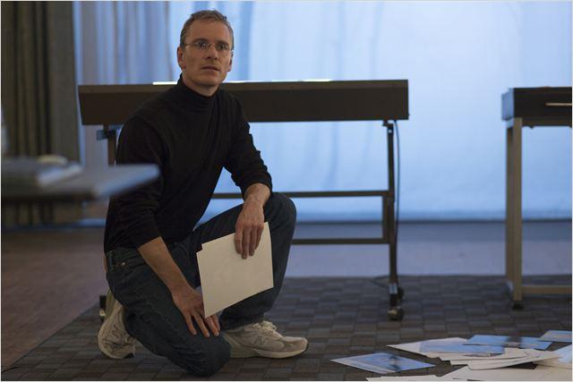 Steve Jobs : Fotograf Michael Fassbender