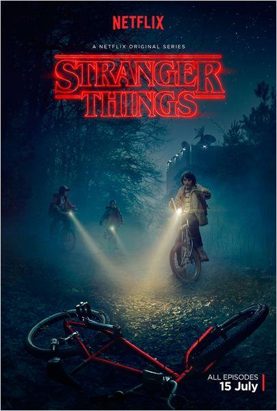 Assistir Stranger Things - Série / 1 Temporada