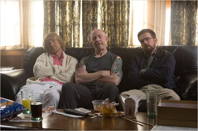 Baban Kim? : Fotograf Ed Helms, J.K. Simmons, Owen Wilson