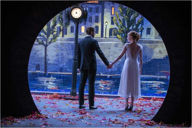 Asiklar Sehri : Fotograf Emma Stone, Ryan Gosling