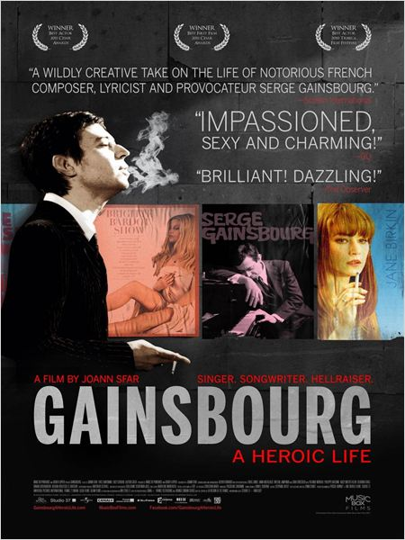 Gainsbourg : Afis