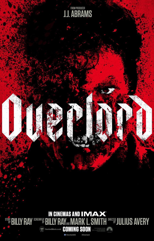 """İkinci Dünya Savaşı ve Zombileri Bir Araya Getiren """"Overlord""""tan Yeni Poster Var!"""