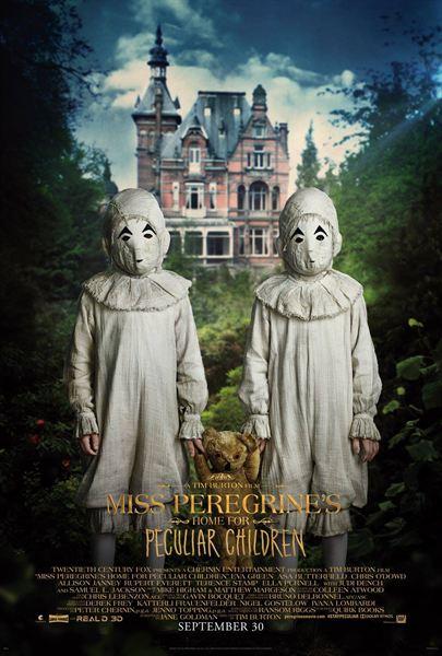 Bayan Peregrine'in Tuhaf Çocukları ile ilgili görsel sonucu