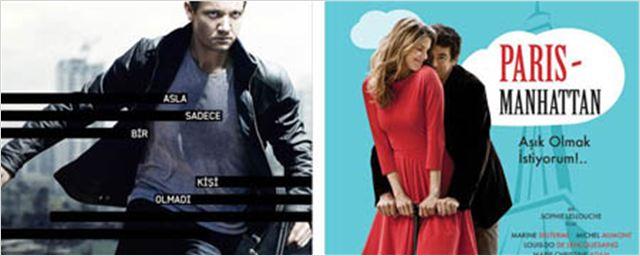 Bourne'un Mirası Sinemalarda!