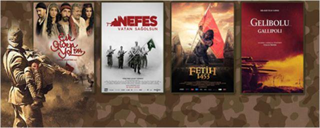 Yakın Dönem Savaş Filmleri