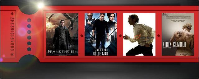 Frankenstein: Ölümsüzlerin Savaşı ve Jack Ryan: Gölge Ajan Sinemalarda!