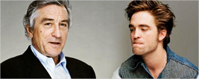 De Niro ve Pattinson İlk Kez Bir Arada!