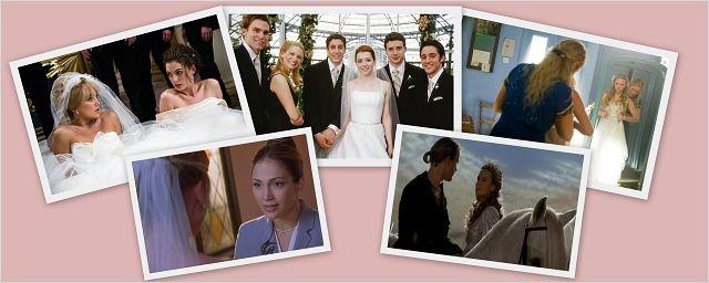 Hollywood'un En Romantik Düğün Filmleri!