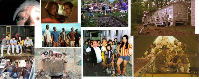 En İyi 15 Kamp Filmi!