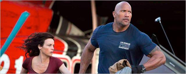 Dwayne Johnson'lı San Andreas Filminden Yeni Kareler!
