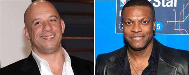 Vin Diesel ve Chris Tucker Aynı Filmde!