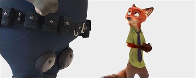 Disney'in Yeni Animasyonu: Zootopia!