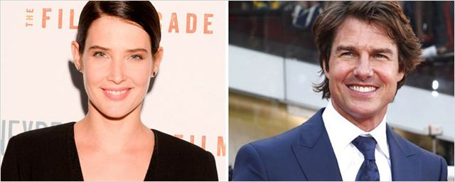 Tom Cruise ve Cobie Smulders Bir Arada!