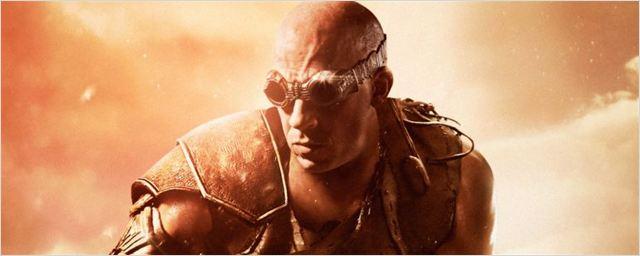 Vin Diesel, Riddick'i Televizyona Uyarlıyor!
