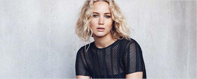 En Güzel Kareleri ve Zirvedeki Kariyeriyle Jennifer Lawrence!