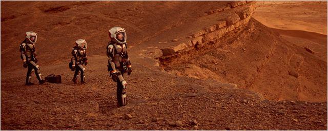 Mars İlk Bölüm Özel Gösterimi ile FOX'ta