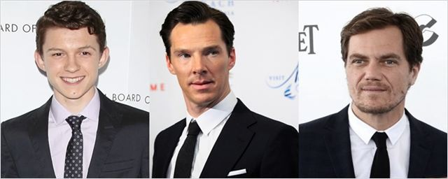 Benedict Cumberbatch, Edison Oluyor!