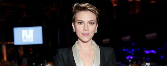 Scarlett Johansson AIDS Hakkında Konuştu!