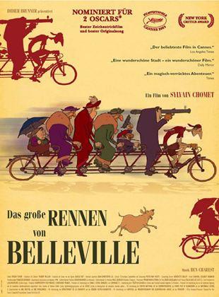 Belleville'de Randevu