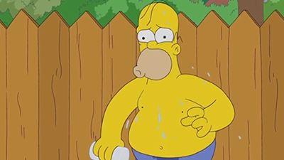 Bir Ice Bucket Challenge Da Homer Simpsons'dan!