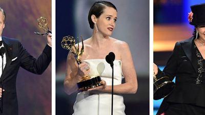 70. Emmy Ödüllerine Damgasını Vuranlar!