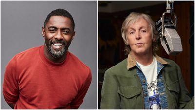 Idris Elba, BBC İçin Paul McCartney'le Röportaj Yapacak