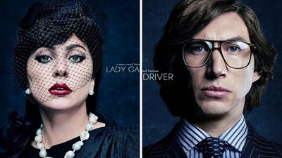 "Lady Gaga ve Adam Driver'lı ""House of Gucci""den Karakter Posterleri!"