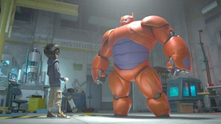 Disney ve Marvel Ortaklığının İlk Meyvesi: Big Hero 6!