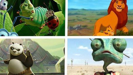 Hayvan Kahramanların Filmleri!