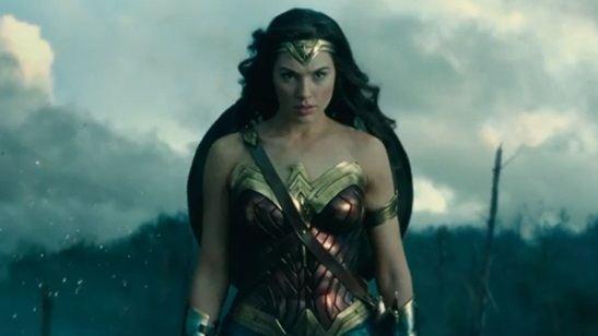 """""""Wonder Woman"""" Rekor Kırmaya Devam Ediyor!"""