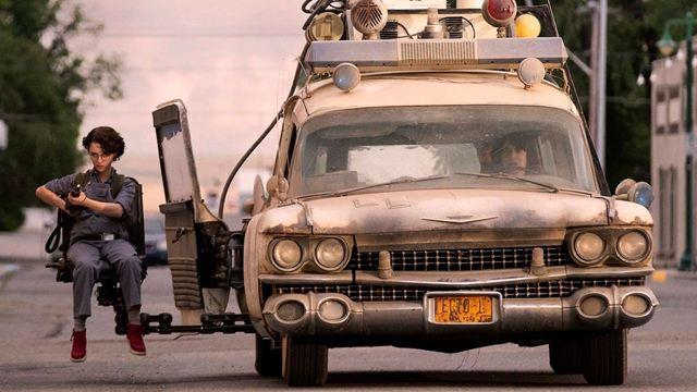 Yeni 'Ghostbusters', 2021 Yazında Gösterime Girecek