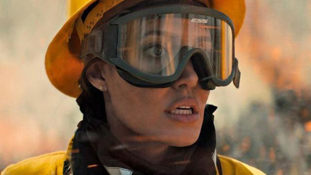 Angelina Jolie'li 'Those Who Wish Me Dead'e İlk Bakış