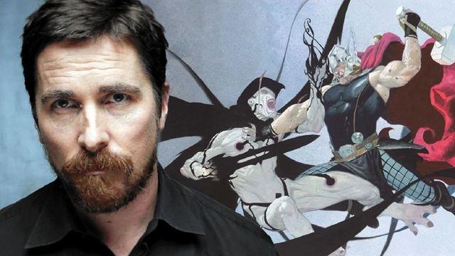 Christian Bale, Thor: Love and Thunder İçin Saçlarını Kazıttı