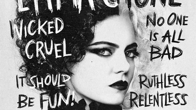 """Disney Uyarlaması """"Cruella""""dan Yeni Teaser ve Karakter Posterleri!"""
