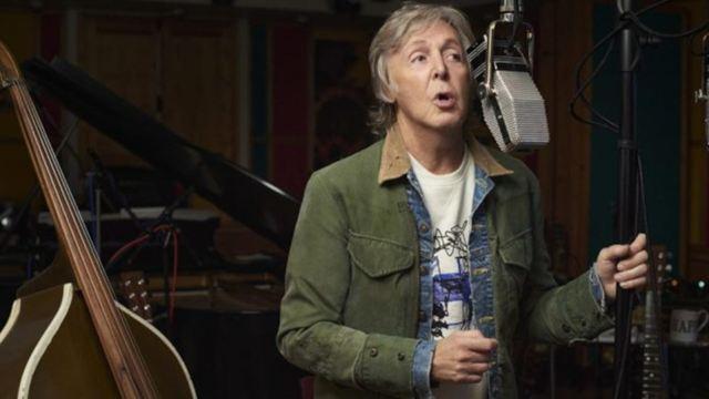 Hulu'dan Paul McCartney Belgesel Dizisi Geliyor!