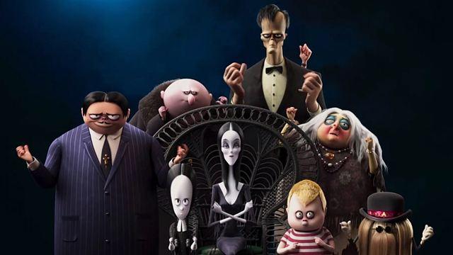 """Animasyon Filmi """"Addams Ailesi 2""""den Altyazılı Fragman"""