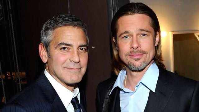 George Clooney ve Brad Pitt, Jon Watts Yönetmenliğinde Apple'da!